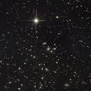 Hercules Galaxy Cluster,                                Ray Heinle