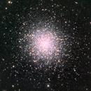 M13 Globular Cluster,                                Wilsmaboy