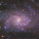M33 Triangulum Galaxy,                                Jürgen Ehnes