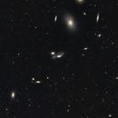 Eyes Galaxies & Markarian Chain,                                KiwiAstro