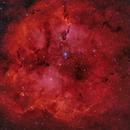 IC1396 HaOIIIRGB-Mosaic,                                Arno Rottal