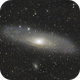 M31 Andromeda,                                Dave Watkins