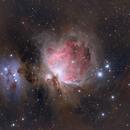 Messier 42 The Great nebula in Orion,                                Paweł Radomski