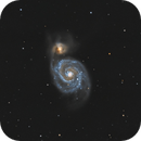 M51 The Whirlpool Galaxy,                                beta63