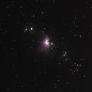 M42 - First attempt,                                Cristian Pasciani