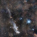 Witch Head Nebula,                                casamoci