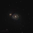 Three hours M51,                                pdlumb
