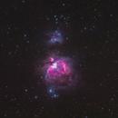 M 42 - Orion Nebula,                                AC1000
