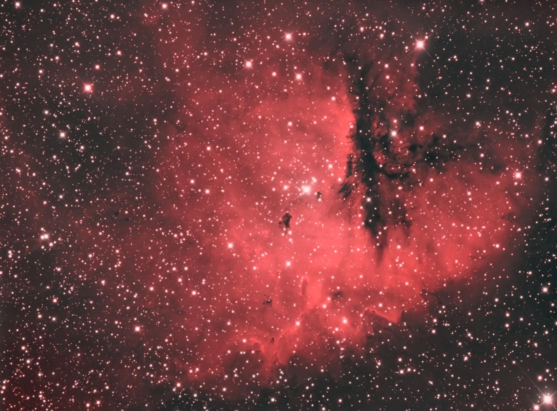 NGC281,                                jelisa