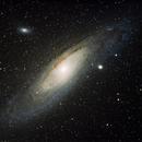 M31 - Andromeda,                                AstroOrvalhos