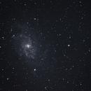 Triangulum Galaxy,                                astropical