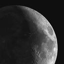 Waxing Crescent Moon,                                Aaron Collier