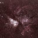 Eta Carinae - NGC 3372,                                Marco Aurélio Franco