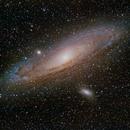 M31 Great Andromeda galaxy,                                Aldo Bassi