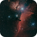 NGC 2024 & Barnard 33. The Flame & Horsehead Nebulae,                                Matt Dugas
