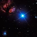 Flame Nebula ,                                michael carter