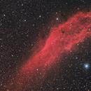 NGC 1499 California Nebula,                                Leonardo Ciuffolotti