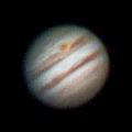 Test: Jupiter LRBG mit Alccd5,                                Benjamin