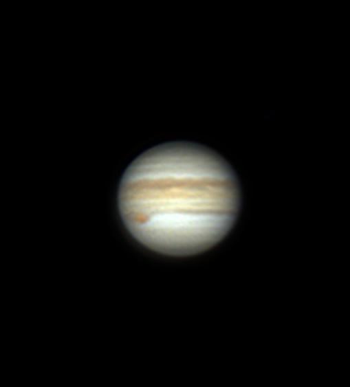 Jupiter & GRS,                                Wanni