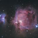 M42 Orionnebel,                                Hakan Midik