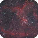 IC1805 Heart Nebula ,                                Nikos Pesmatzoglou