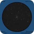 NGC 2420, Eyepiece View,                                Steven Bellavia