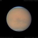 Mars | 2018-07-20 6:35 UTC | RGB,                                Chappel Astro
