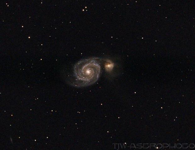 M51 Whirlpool,                                Tyler Jackson Welch