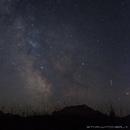 Milky Way - Gurnigel,                                star-watcher.ch