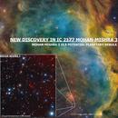 """NEW DISCOVERY! MOHAN-MISHRA 3 """"Tilak Nebula"""" IN IC 2177,                                Utkarsh mishra"""