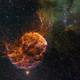 IC443, the Jellyfish Nebula,                                Jari Saukkonen