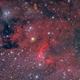 Sh2-155 Cave Nebula,                                elvethar