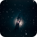 Centaurus A,                                Bruce Rohrlach
