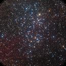 Wishing Well Cluster from Telescope Live,                                Mauricio Christiano de Souza