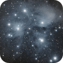 M45 Pleiades,                                Ara