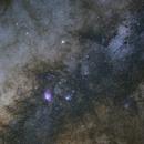 Saturn, Lagoon, Trifid,                                Adam Landefeld