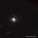 M3 / NGC 5272,                                Ron Bokleman