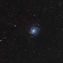 M101 - First attempt,                                legova