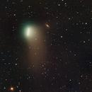 Comet Catalina,                                Ray Heinle