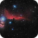 Horsehead nebula,                                msmothers