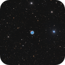 Owl Nebula M97 with a lot of company--(Better to see at maximum resolution),                                Alberto Pisabarro