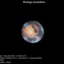 Mars in may 08 2016,                                Rodrigo Andolfato