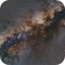 Milky Way 8/24/2014,                                Tom Masterson