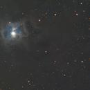 NGC7023,                                Detlef Möller