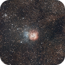 M20 Trifid Nebula,                                Bock Chuang Yee