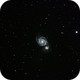 Whirlpool galaxy,                                andevellicus