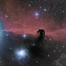 IC 434 The Horsehead Nebula,                                Flo