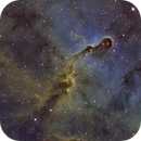 IC 1396 - Elephant's Trunk Nebula Close Up,                                Sean Boon