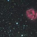 cocoon nebula 4.2 heure (IC 5146),                                cguvn