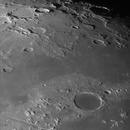 Crater Plato and the horizon,                                Onur Atilgan